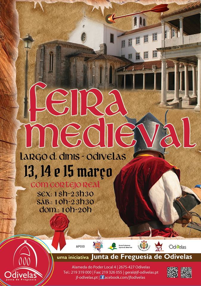 Feira Medieval Odivelas