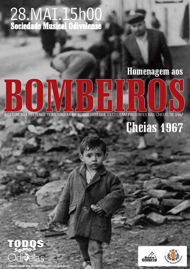 Cartaz Concerto Cheias - 28 de Maio