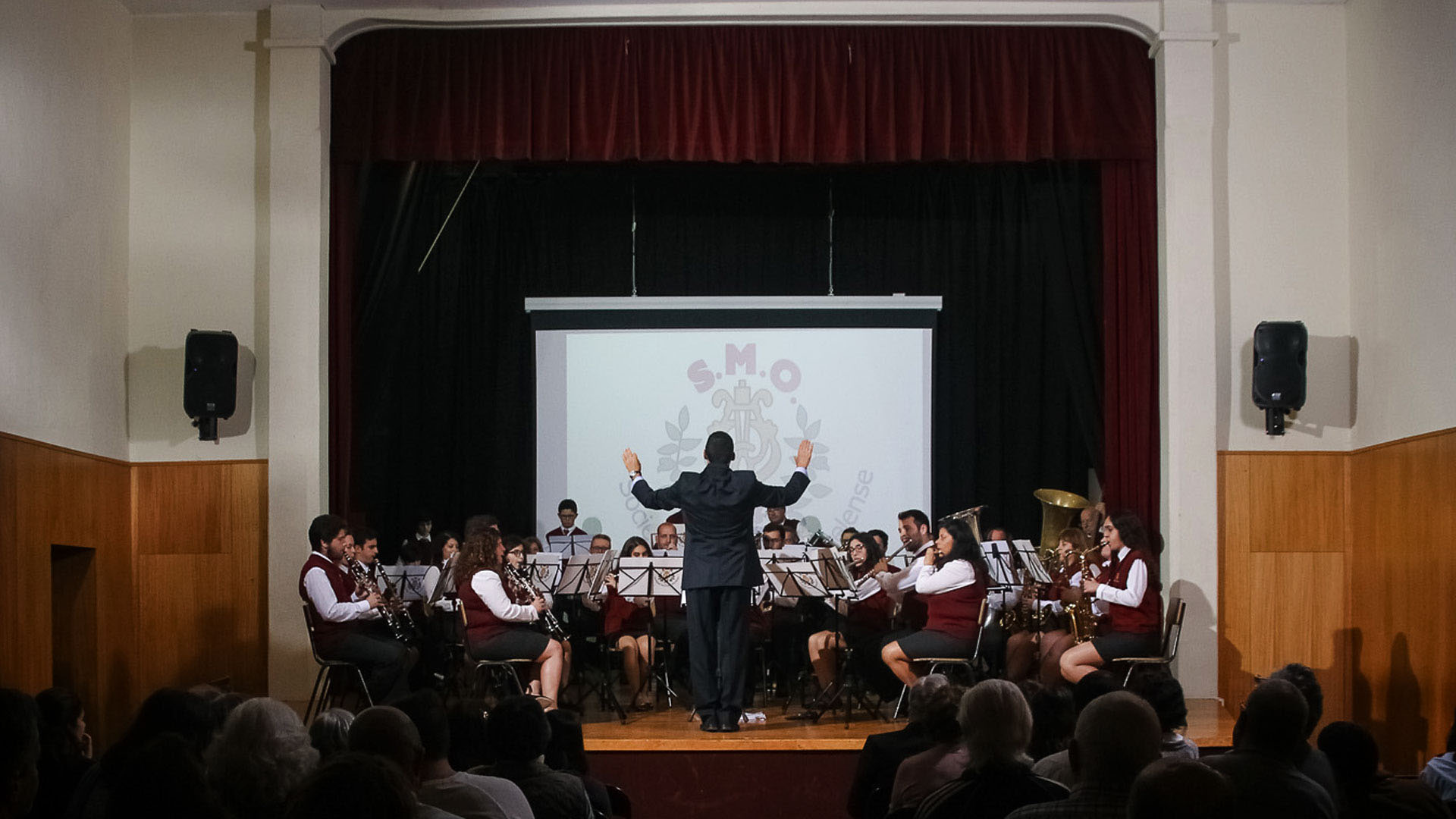Banda da SMO - Concerto Primavera 2017 © Franca Franchi