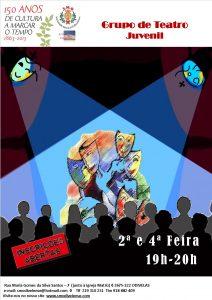 Cartaz Teatro Juvenil 2017