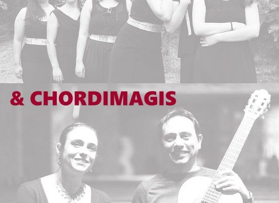 Cartaz Laudi Per Voce & Chordimagis