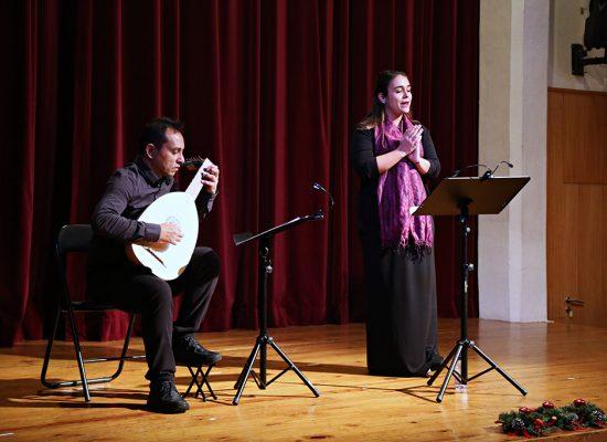 Café Concerto com Laudi Per Voce Ensemble & Chordimagis