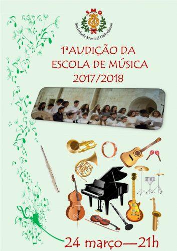 Audição 2018