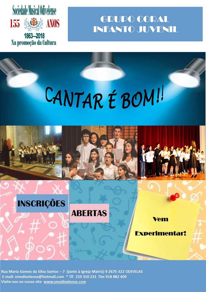 Classe de Canto 2018