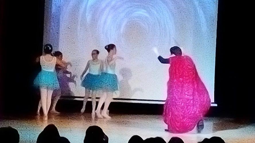 Galeria Ballet A Menina de Pedra