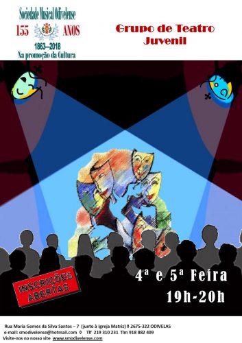Teatro Juvenil 2018 19