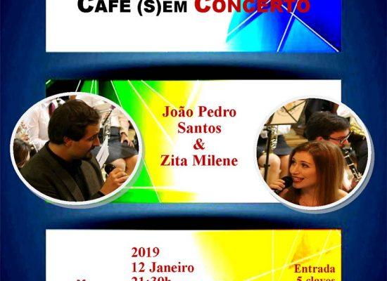 Cartaz Café (S)Em Concerto