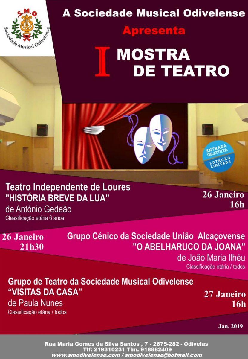 I Mostra de Teatro