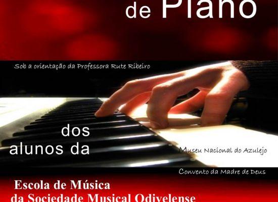 Recital de Piano - Museu do Azulejo
