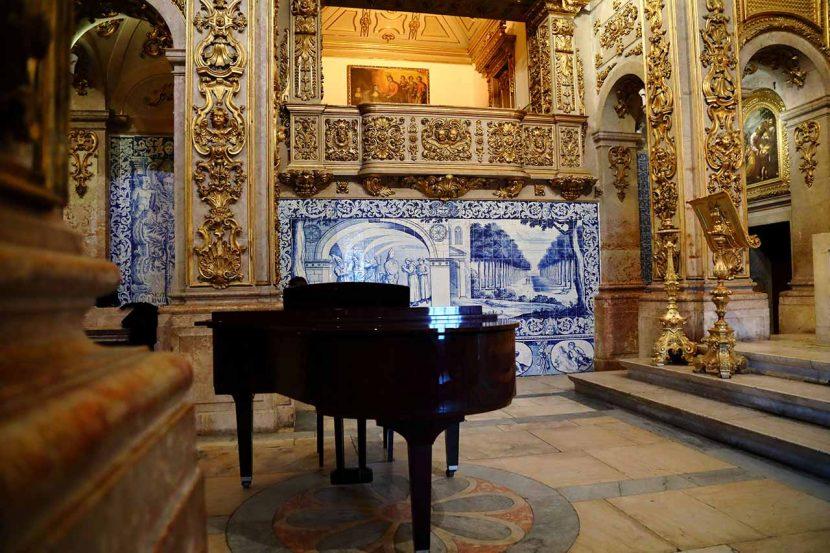 Recital de Piano - Igreja Madre Deus
