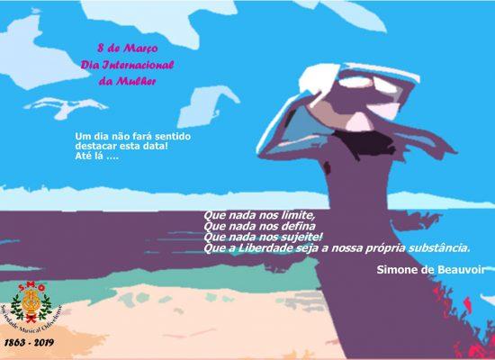 Dia Internacional da Mulher - 8 de Março 2019