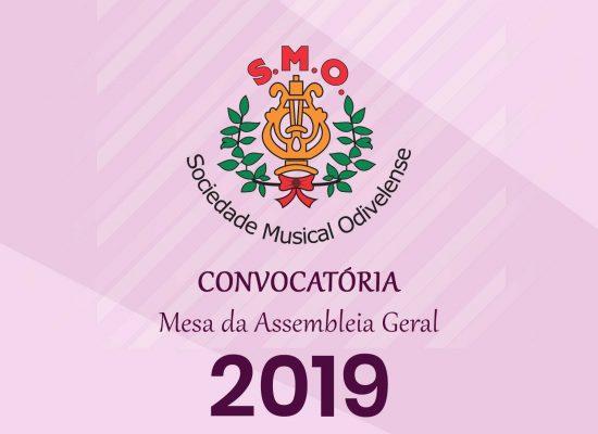 Thumbnail Convocatória da Mesa Assembleia Geral 30 Abril 2019