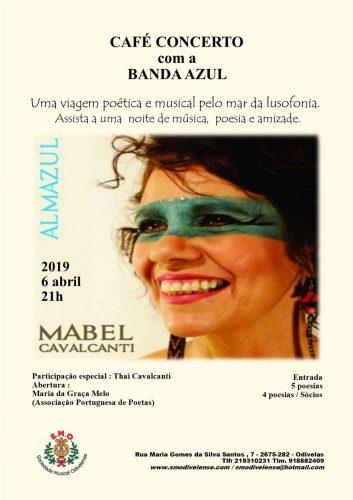 Café Concerto Banda Azul 04/19