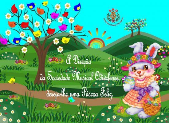 Cartaz Pascoa 2019
