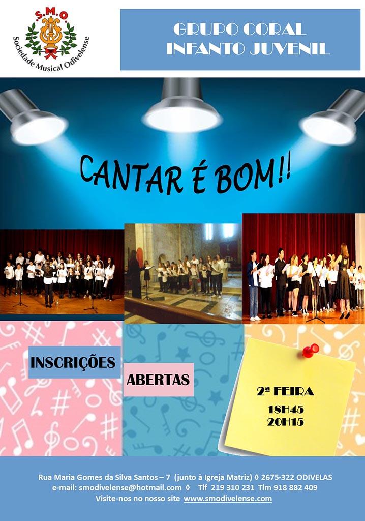 Canto Juvenil 2019/2020