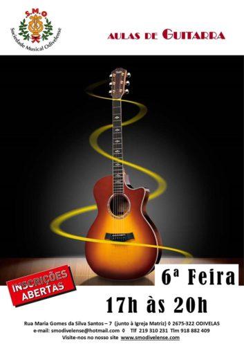 Cartaz Guitarras 2019/2020