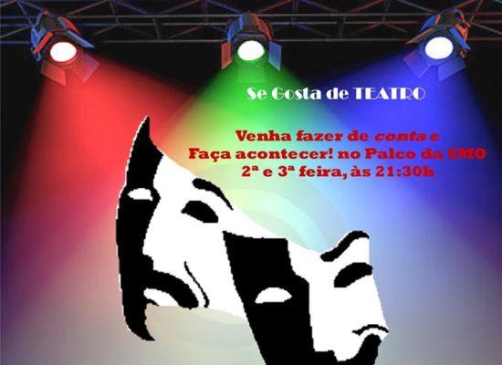 Cartaz Teatro Adulto 2019/2020