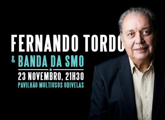 Concerto Fernando Tordo & Banda SMO 2019 thumbnail