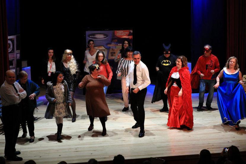 """Galeria Teatro Dezembro 2019 • peça """"Depois Contas-me"""""""