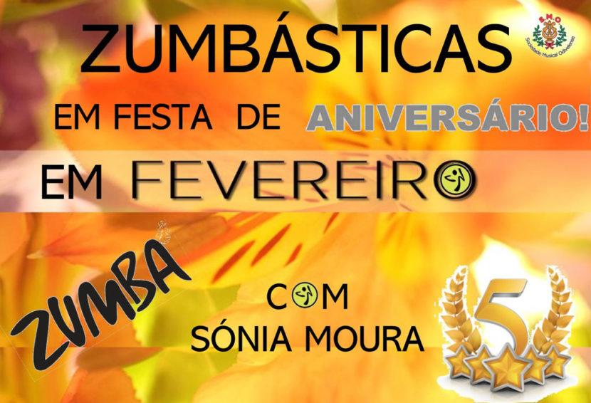 Aniversário 5 Anos Zumba