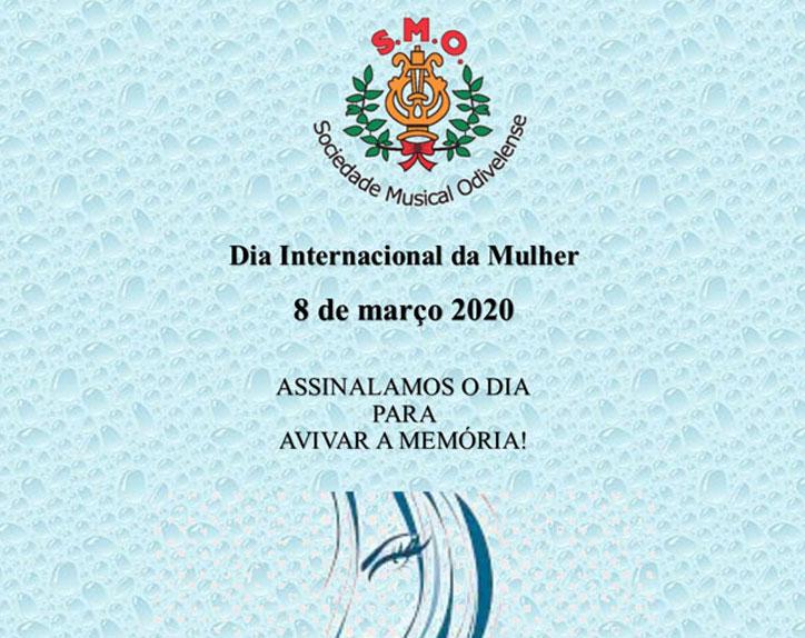 Dia Internacional da Mulher - 8 de Março 2019 Thumbnail