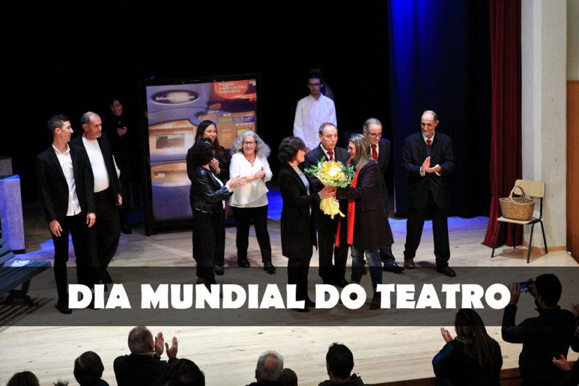 Dia Mundial do Teatro 2020
