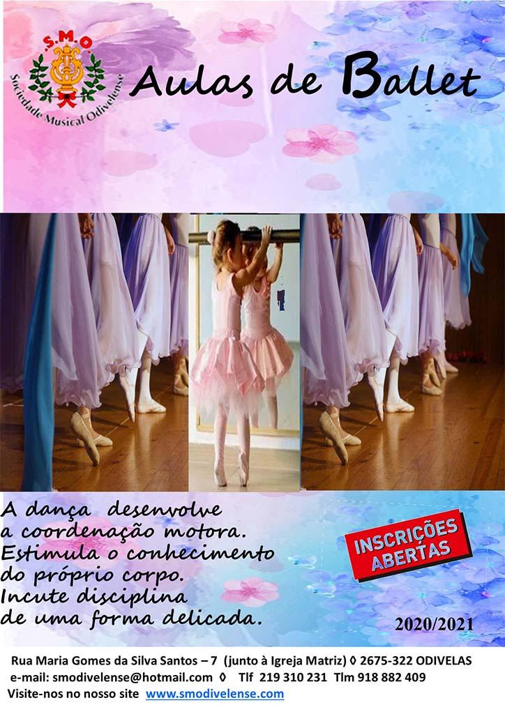 2020 Cartaz Ballet