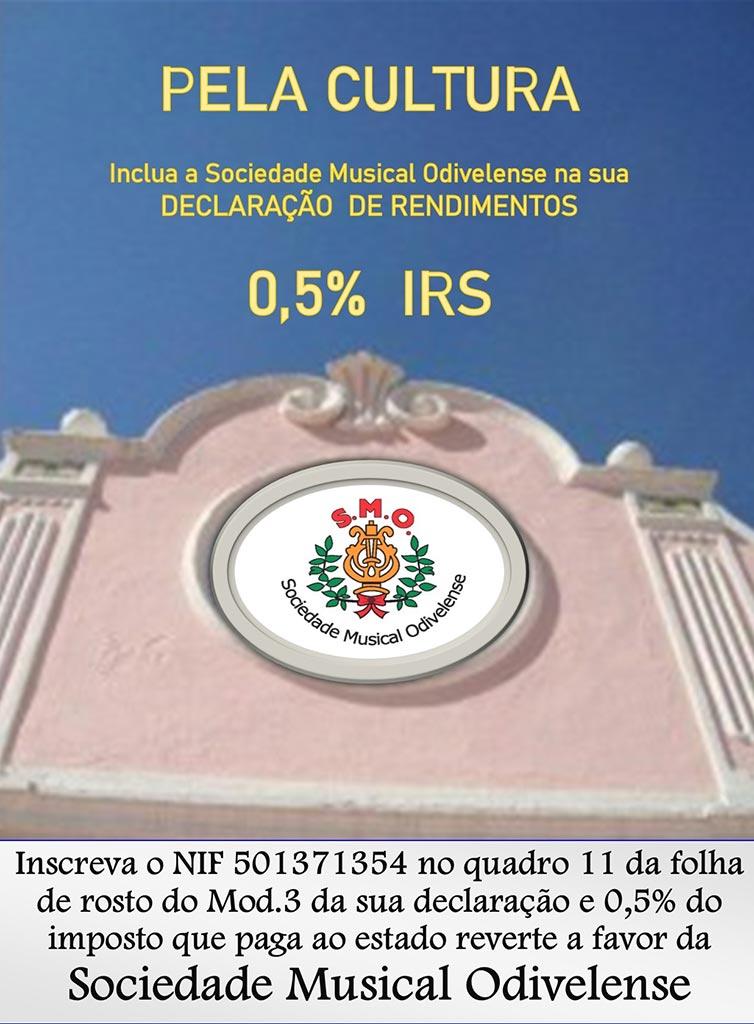 0.5 IRS Contribuição