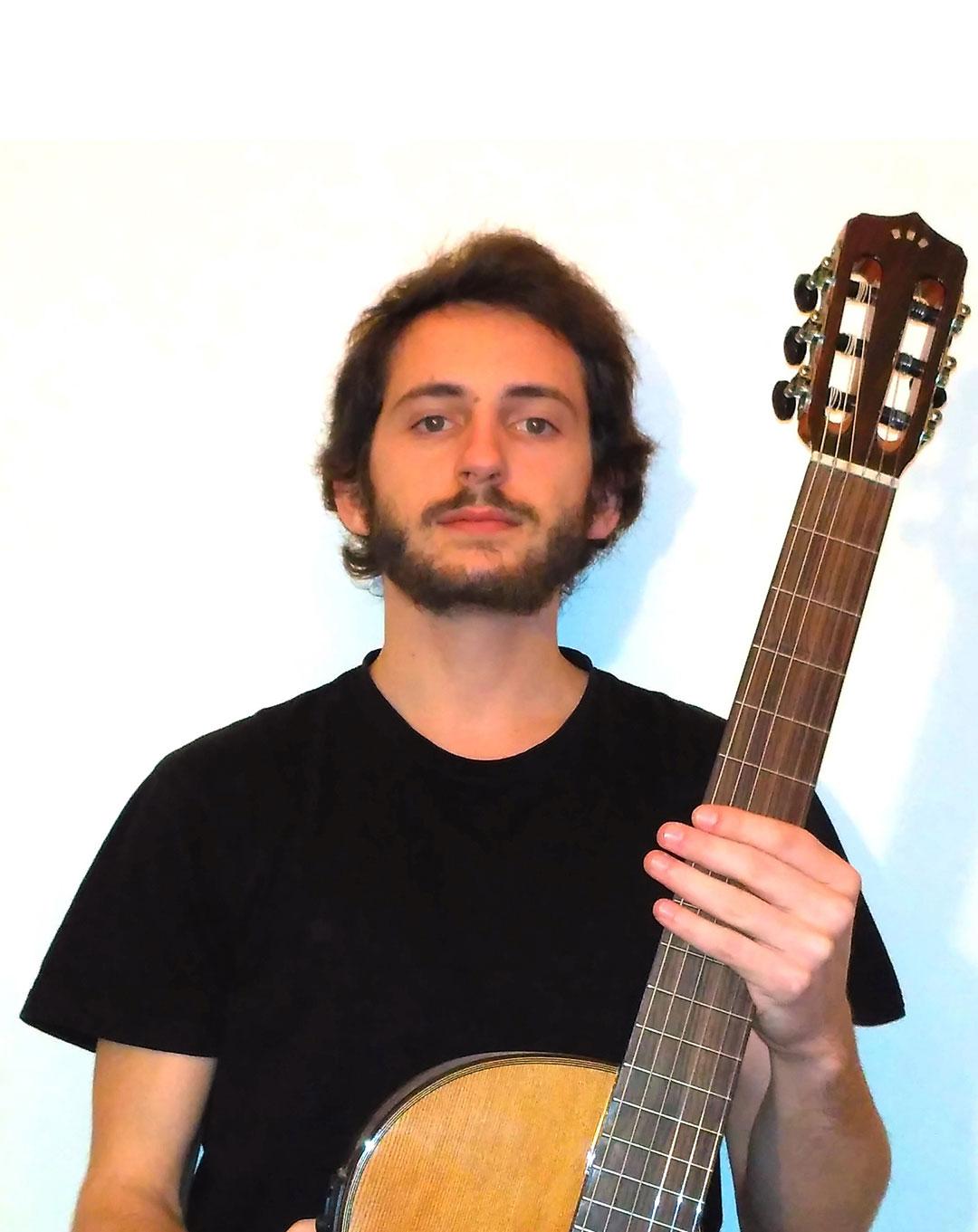 Professor Tiago Rodrigues