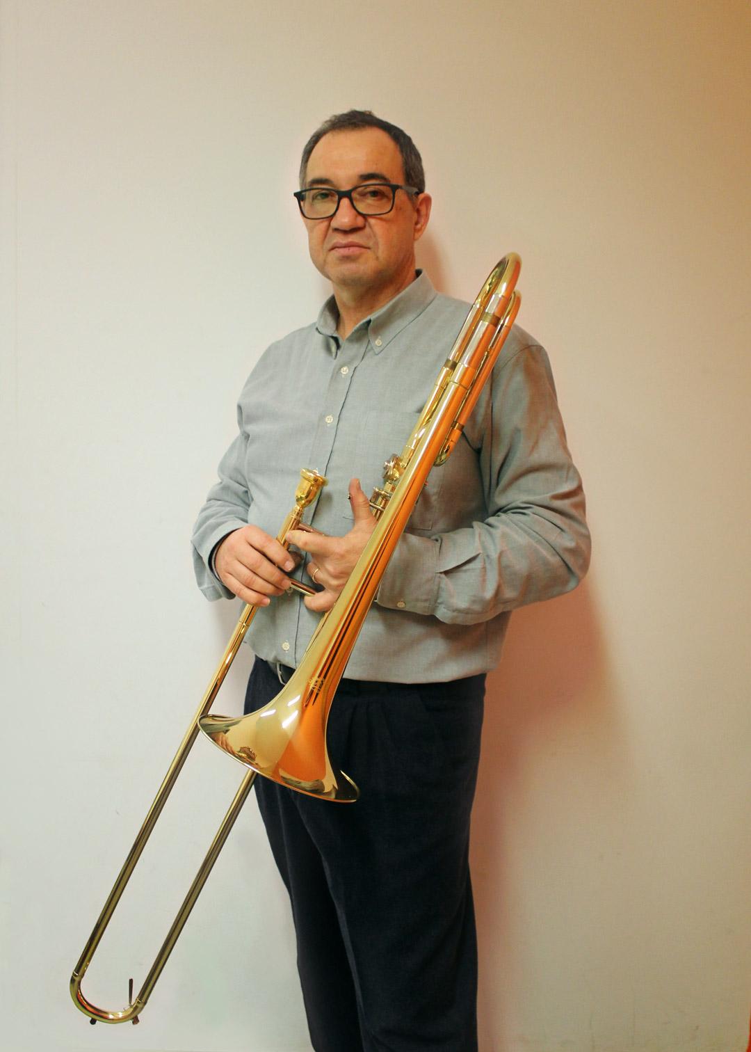 Professor Manuel Gaspar